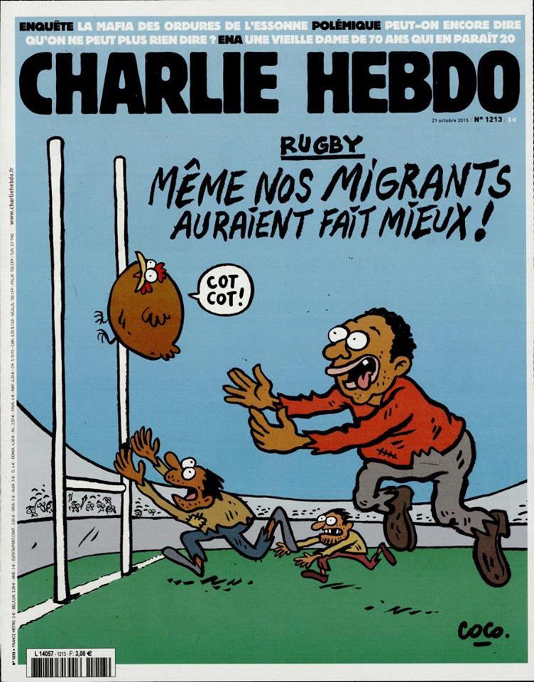 Charlie Hebdo 1213