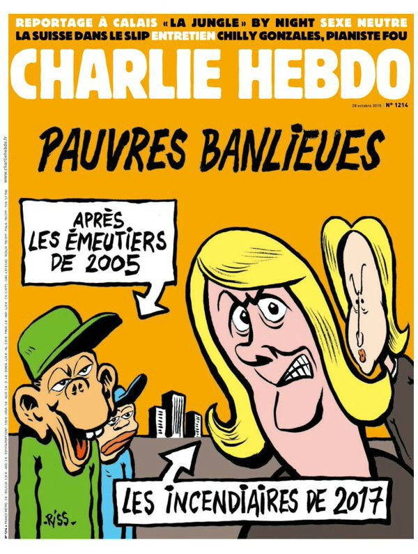 Charlie Hebdo 1214