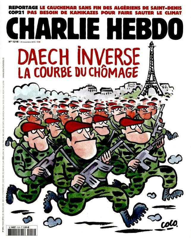 Charlie Hebdo 1218