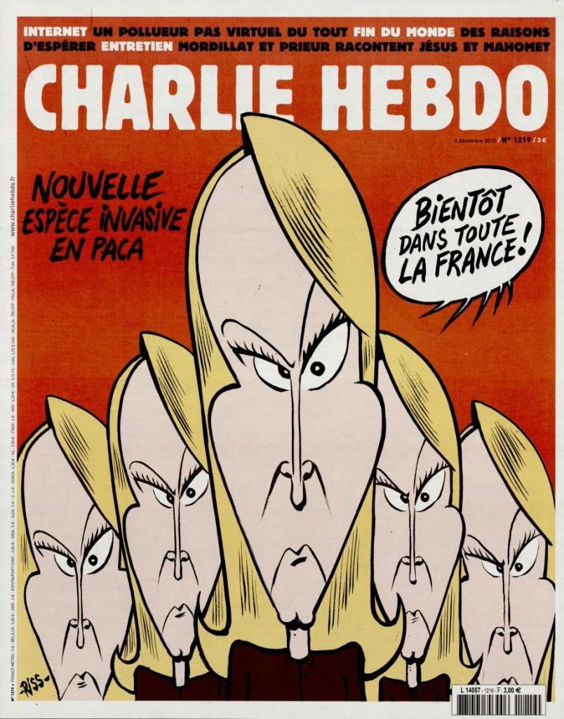 Charlie Hebdo 1219