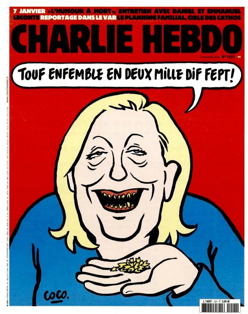 Charlie Hebdo 1221