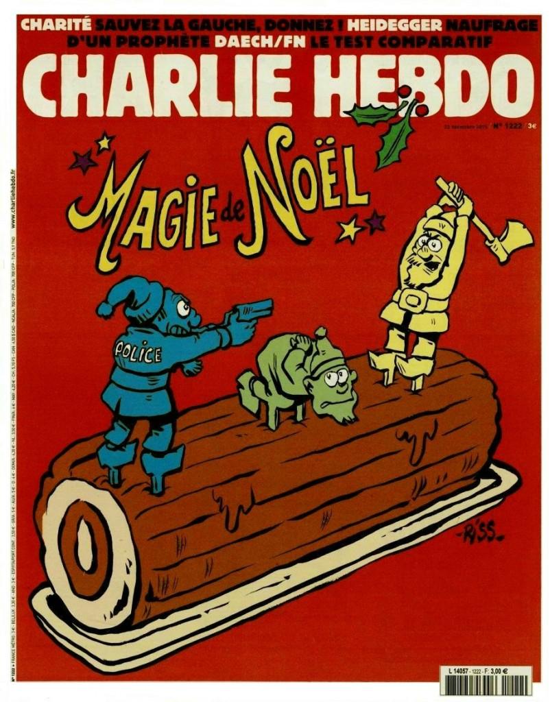 Charlie Hebdo 1222