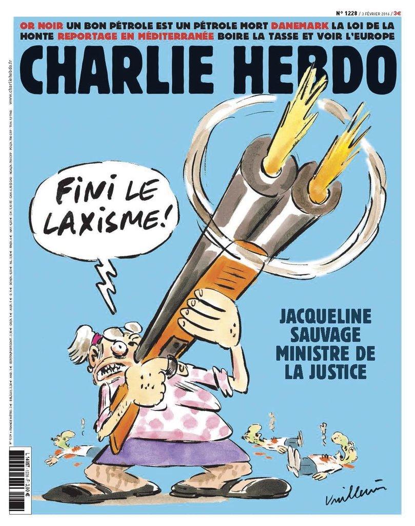 Charlie Hebdo 1228