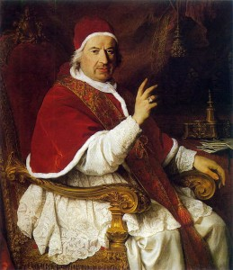 pape Benoit