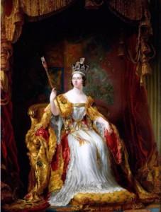 couronnement Victoria
