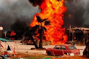 Tarragona - Ein Paradies in Flammen, Teil 2