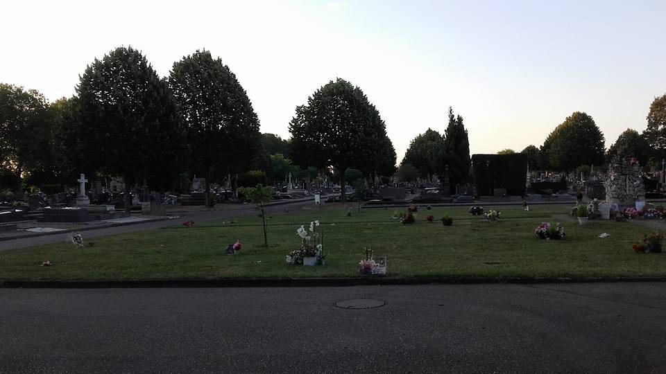 cimetière du sud