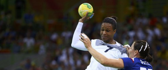 Handball - Women's Gold Medal Game France v Russia