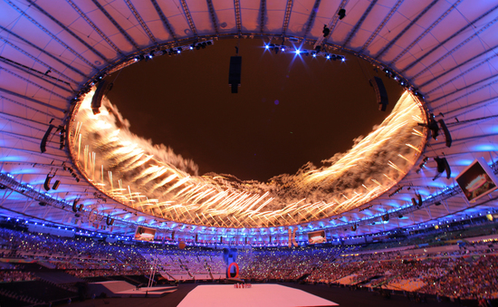 Rio Paralympic Games get under way